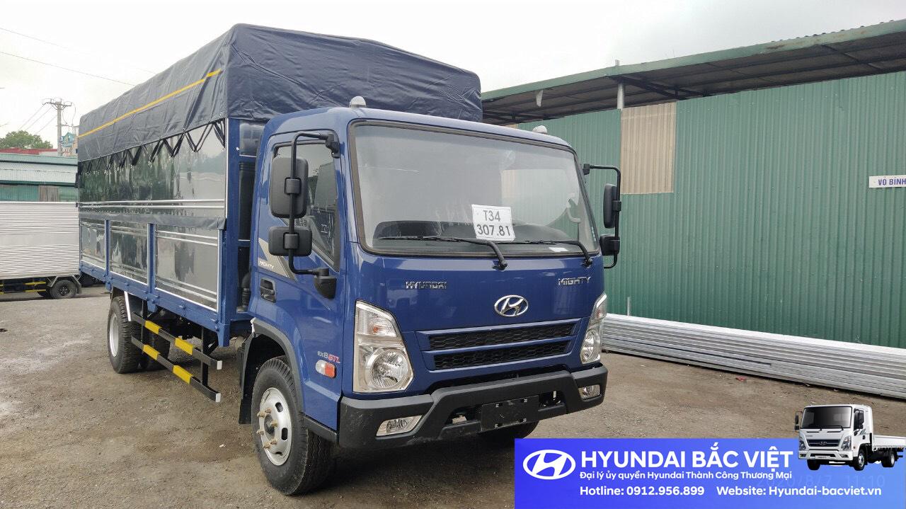 Hyundai EX8 Thùng Bạt