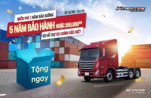 Hyundai Đầu Kéo Excient quay trở lại thị trường Việt Nam